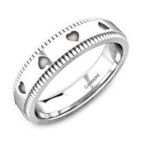 Kristoff platinum Ring for Him